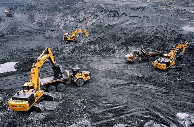 Coal revenue increases in Q1