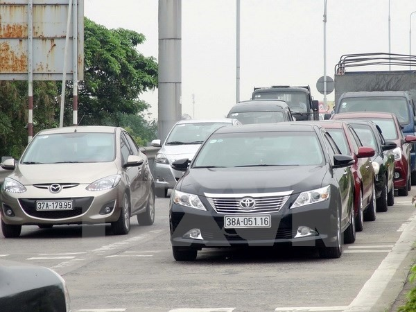 Toll charges waived at central toll station
