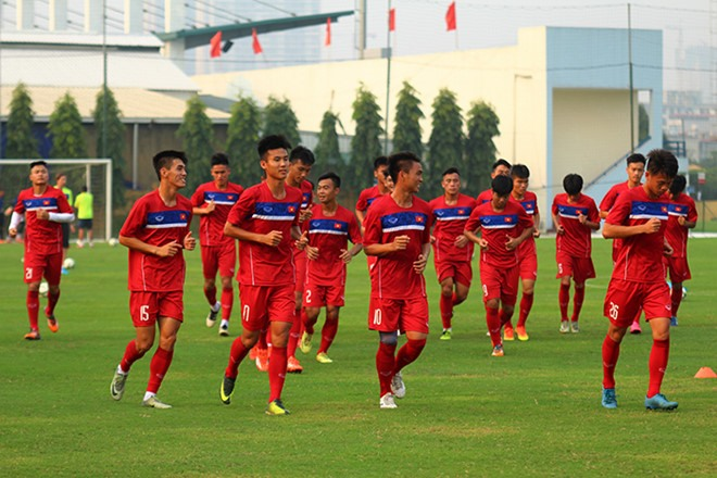 Việt Nam can make a U20 World Cup bang