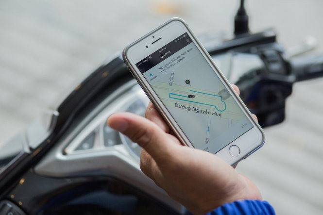Ubers pilot e-hailing project in Việt Nam approved