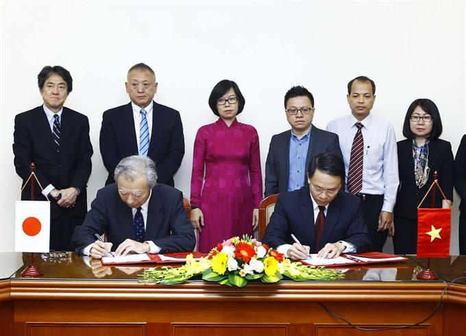 VNA Kyodo News enjoy fruitful partnership