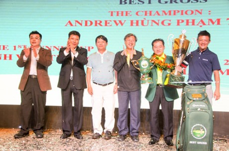 HCM City Open to tee off next week