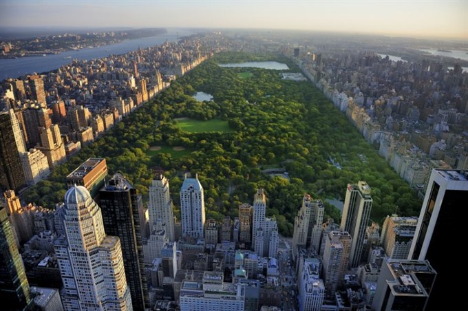 New York US40mn attraction puts world in miniature