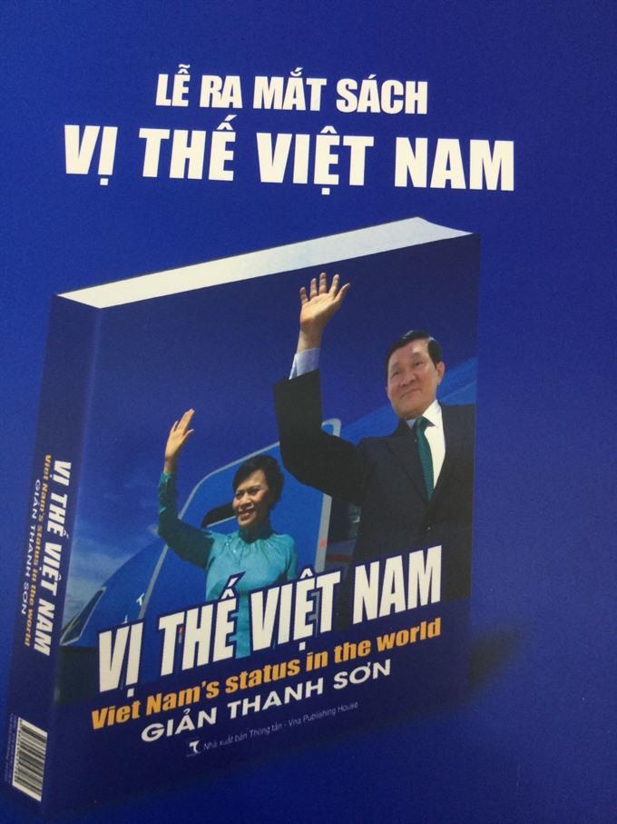 Photobook on VNs former president released