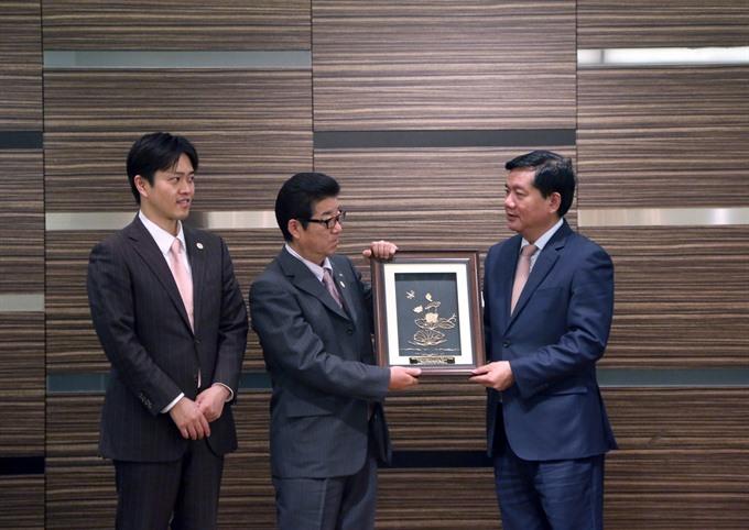 HCM City and Osaka treasure closely-knit relationship