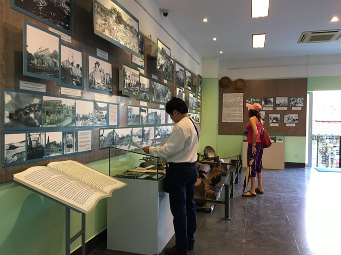 Exhibition on Hải Phòng opens in HCM City