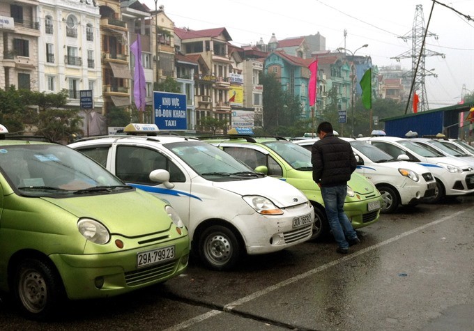 Concern over increasing taxis on road without passengers