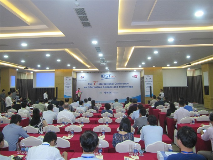 International conference on IT opens in Đà Nẵng