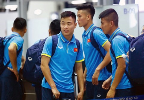 U20 Việt Nam to have friendly match with U21 Roda JC
