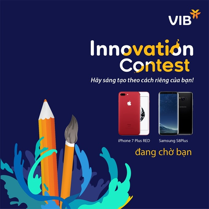 VIB to host Innovation Contest for creative individuals