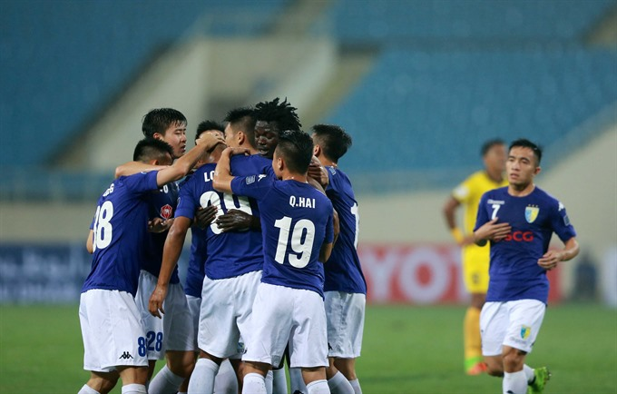 Hà Nội FC face Ceres in AFC Cup