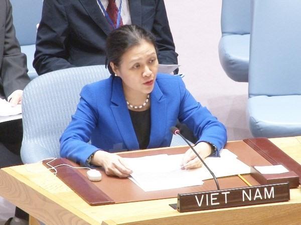 Việt Nam urges Israeli-Palestinian talks end to Syria war