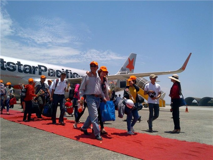 Vietnamese airlines roll out new international flights