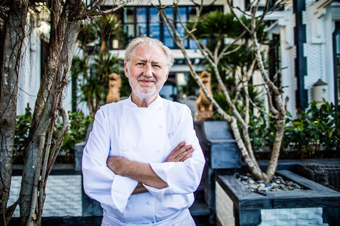 Chef Pierre Gagnaire to cook in Đà Nẵng