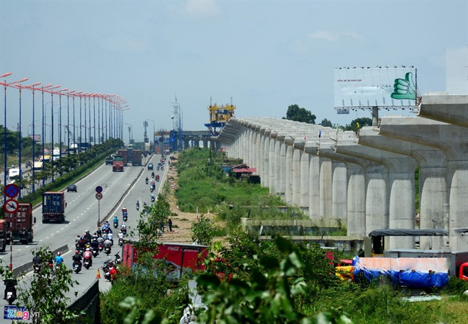 HCM City metro line to be extended