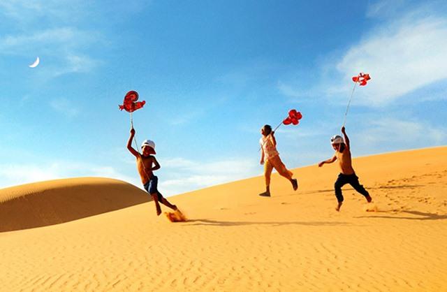Mũi Né among top spots for adventure tourism