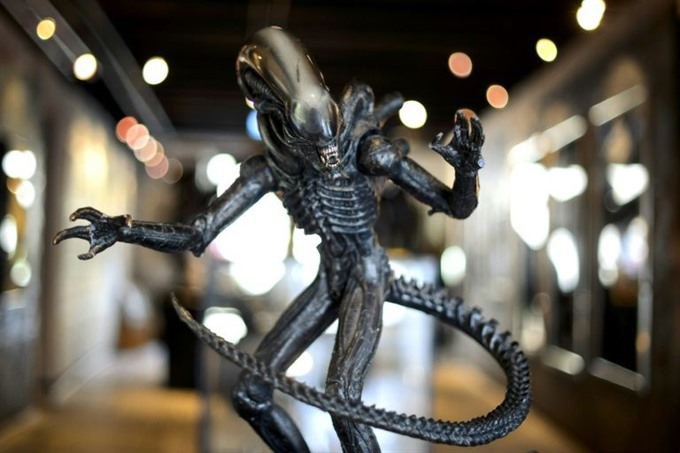 There are aliens out there says director Ridley Scott