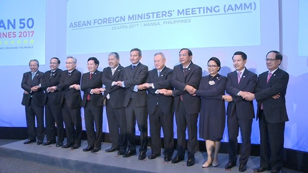 ASEAN foreign ministers fret over Korean Peninsula situation