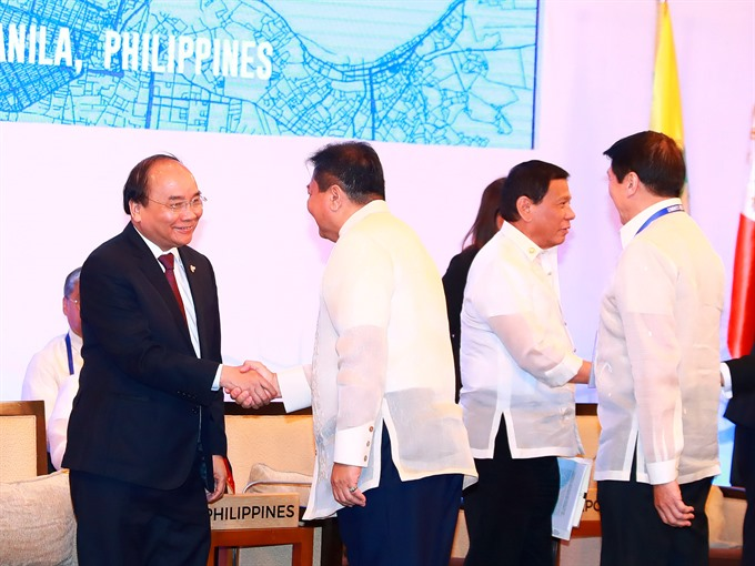 Summit repeats resolve to turn ASEAN into regional co-operation example