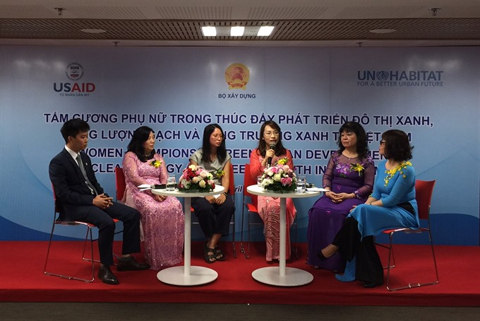 Women need greater say in urban planning: experts