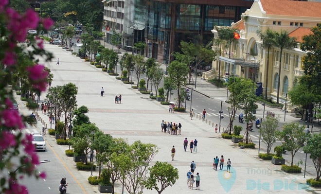 HCM City to open eight pedestrian streets downtown