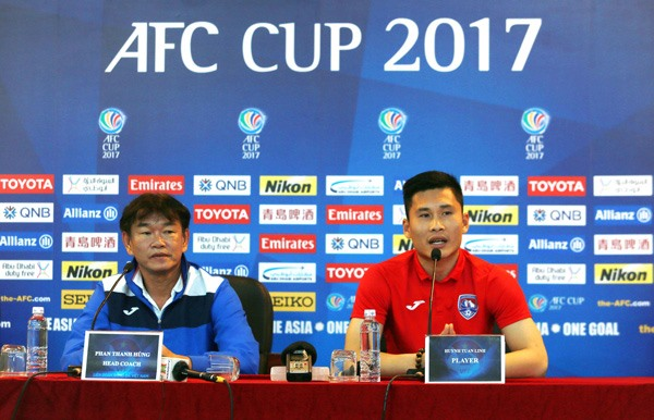 Quảng Ninh Coal gear up to beat Home United