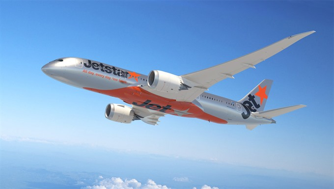 Australias Jetstar to operate flights to HCM City