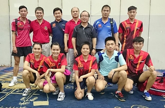 Athletes to vie for Asian table tennis glory