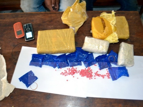 Drug traffickers caught red-handed in northern provinces