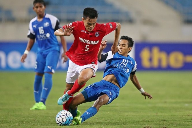 AFC Cup: Home United defeat Quảng Ninh Coal