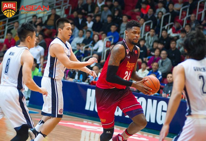 Hong Kong Eastern Long Lions beat Saigon Heat