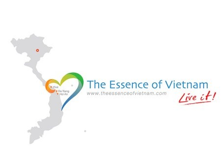 Brand identification icon of three central provinces announced