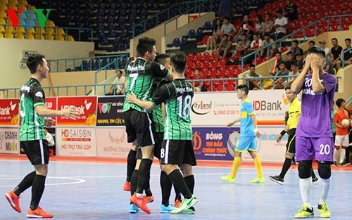 Hoàng Thư Đà Nẵng wins over experience Sanna Khánh Hòa in natl champs