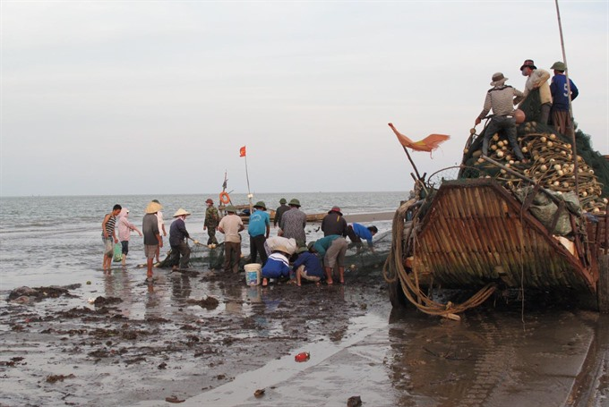Bottom trawling a threat to the ocean fishermen
