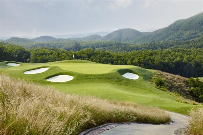 Đà Nẵng geared toward being worlds next top golf destination