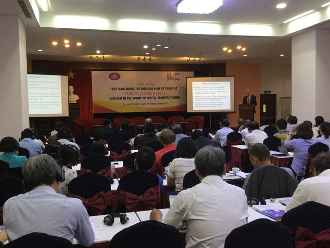 Unions urged to train for digital manufacturing age