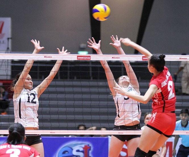 Việt Nam tops Uzbekistan at Asian volleyball champs