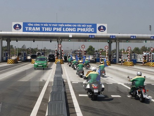 Smart-card toll collection begins