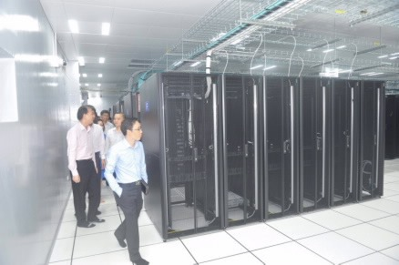 First data centre of Việt Nams banking sector operational