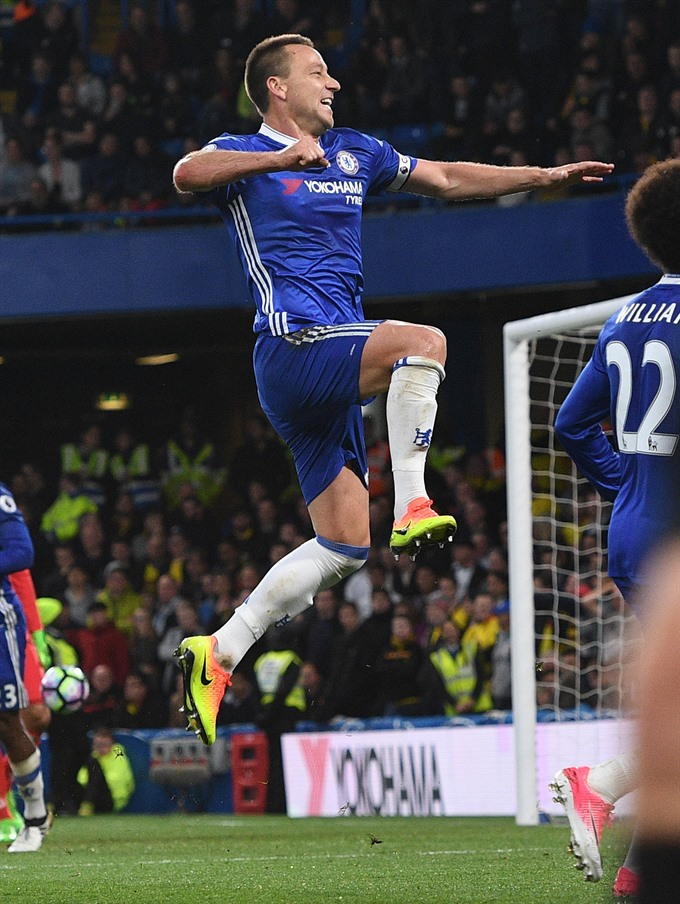 Chelsea legend Terry undecided about playing future