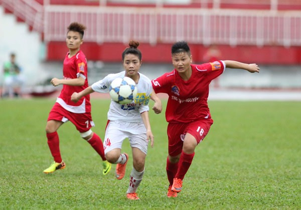 Thái Nguyên beat Hà Nội 2 at national football event