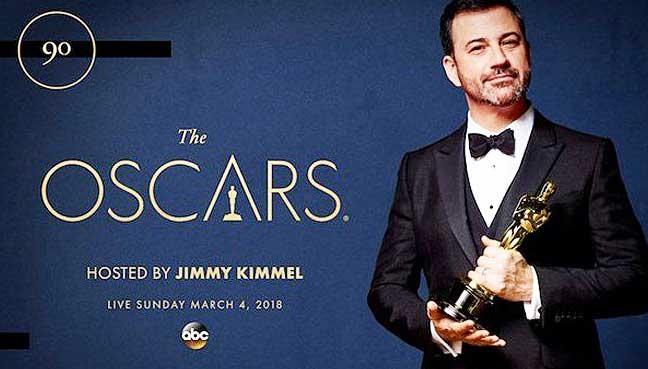 Jimmy Kimmel to return as Oscars host