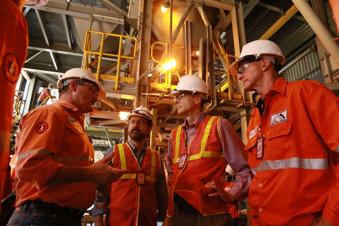 CSR holds key to sustainable growth for mining industry
