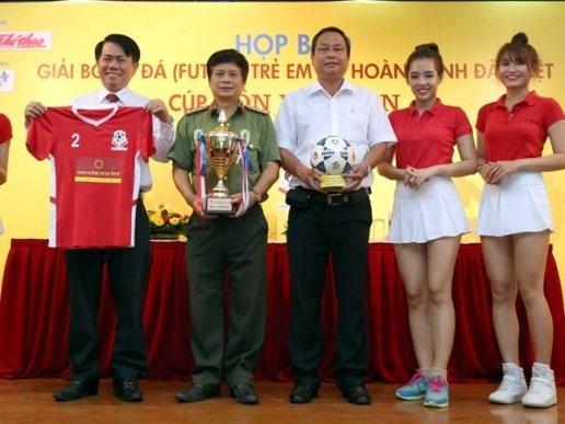 Futsal event for disadvantaged kids to start