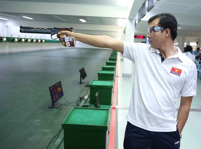 Vietnamese marksmen to compete in World Cup