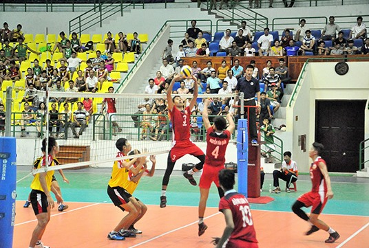 National junior volleyball tournament to kick off