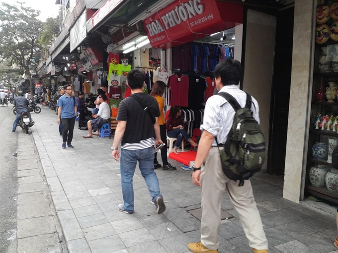 Pavements as public goods for public good