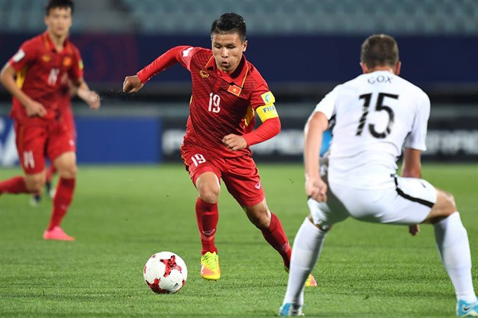 Việt Nam make history with first point in World Cup