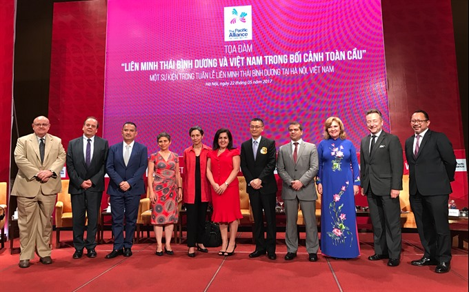VN vows to boost Pacific trade