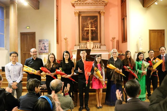 Students for students scholarship holds fund raising concert